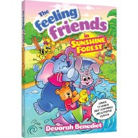 The Feeling Friends In Sunshine Forest Comic Story [Hardcover]