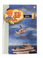 Eli Learns to Beware Series: Boats [Paperback]