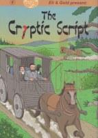 The Cryptic Script Comics [Hardcover]
