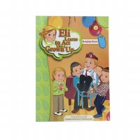 Eli Learns to Act Like a Grown Up Series: Keeping Clean [Paperback]