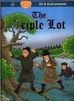 The Triple Lot Comic Story Book 6 [Hardcover]