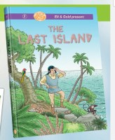 The Last Island Comic Story Book 5 [Hardcover]