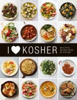 I Love Kosher Cookbook [Hardcover]