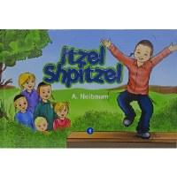 Itzel Shpitzel Volume 1 Comic Story [Hardcover]