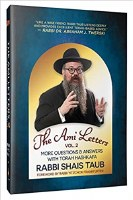 The Ami Letters Volume 2 [Hardcover]