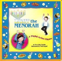 Light the Menorah [BoardBook]