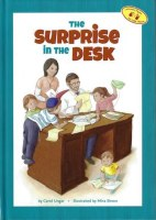 The Surprise in the Desk [Hardcover]