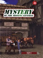 Mystery of The Missing General Part 2 Comic Story [Hardcover]