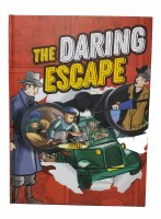 The Daring Escape Comic Story [Hardcover]
