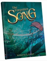 The Forgotten Song Comic Story [Hardcover]