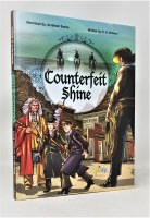 Counterfeit Shine Comic Story [Hardcover]