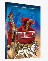 Bad Money Comic Story [Hardcover]