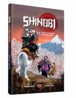 Shinobi Comic Story [Hardcover]