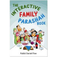 The Interactive Family Parashah Book [Hardcover]