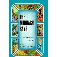 The Midrash Says Volume 5 Devarim [Hardcover]