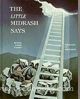 The Little Midrash Says: Vol. 1 Bereishis [Hardcover]