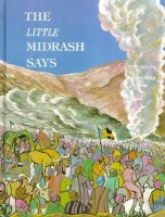 The Little Midrash Says: Vol. 4 Bamidbar [Hardcover]