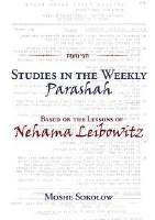 Studies in the Weekly Parashah: Based on the Lessons of Nehama Leibowitz Hardcover