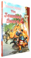 The Jeweled Sword Comic Story Volume 4 [Hardcover]
