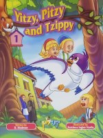 Yitzy, Pitzy and Tzippy Comic Story Volume 1 [Hardcover]