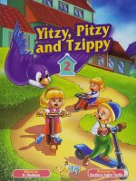 Yitzy, Pitzy and Tzippy Comic Story Volume 2 [Hardcover]