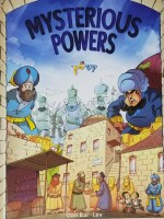 Mysterious Powers Comic Story [Hardcover]