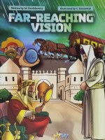 Far-Reaching Vision Comic Story [Hardcover]