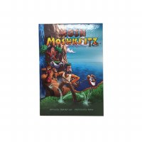 Mosh Moshkifitz Comics Story [Hardcover]
