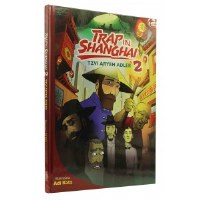 Trap in Shanghai Comics Story Volume 2 [Hardcover]