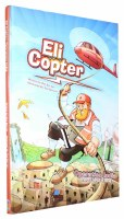 Eli Copter Operation India Comic Story [Hardcover]