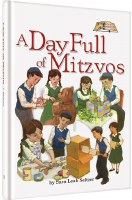 A Day Full of Mitzvos [Hardcover]