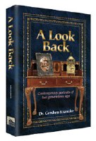 A Look Back - Paperback