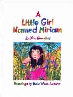 A Little Girl Named Miriam [Hardcover]