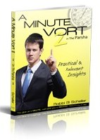 A Minute Vort 2 on the Parsha [Paperback]