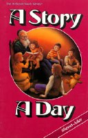 A Story A Day Volume 3 Shevat through Adar [Hardcover]