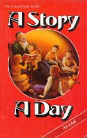 A Story A Day Volume 6 Av and Elul [Hardcover]