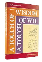 A Touch Of Wisdom, A Touch Of Wit - Paperback