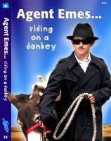 Agent Emes Riding on a Donkey Episode 13 DVD