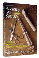 Antonomy Of A Search [Hardcover]