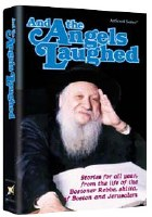 And The Angels Laughed - Hardcover