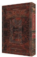 French Edition of the Talmud Daf Yomi Berachos Volume 1 (2a-30b) [Hardcover]