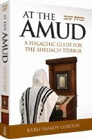 At the Amud [Hardcover]