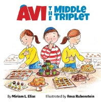 Avi the Middle Triplet [Hardcover]