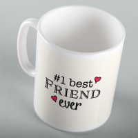 #1 Best Friend Ever Mug 11 oz