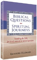 Biblical Questions, Spiritual Journeys - Hardcover