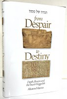 Haggadah Shel Pesach: From Despair To Destiny [Hardcover]