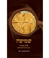 Shemita Yosef Zvi Rimon Hebrew [Hardcover]