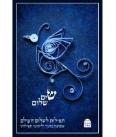 Sim Shalom Hebrew [Hardcover]