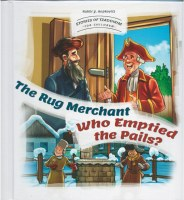 Stories Of Tzaddikim For Children Volume 5 The Rug Merchant Who Emptied the Pails? [Hardcover]