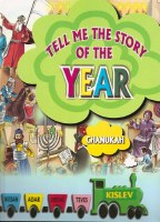 Tell Me the Story of the Year Volume 2 - Kislev Chanukah Laminated Pages [Hardcover]